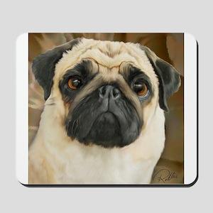 Pug-What! Mousepad