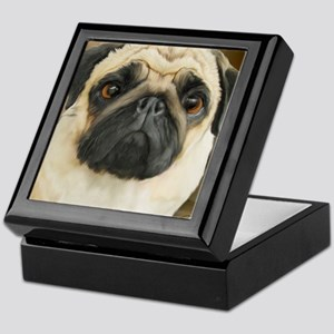 Pug-What! Keepsake Box