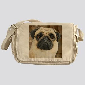 Pug-What! Messenger Bag