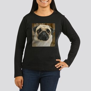 Pug-What! Long Sleeve T-Shirt