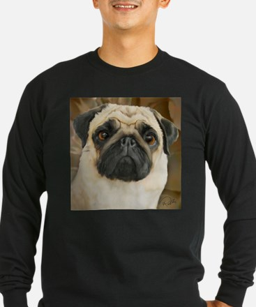 Pug-What! Long Sleeve T-Shirt