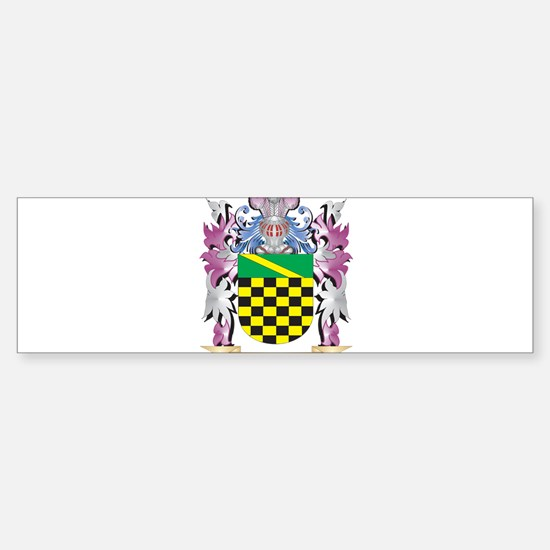 Boley Coat of Arms (Family Crest) Bumper Bumper Bumper Sticker