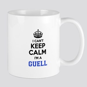 I can't keep calm Im GUELL Mugs