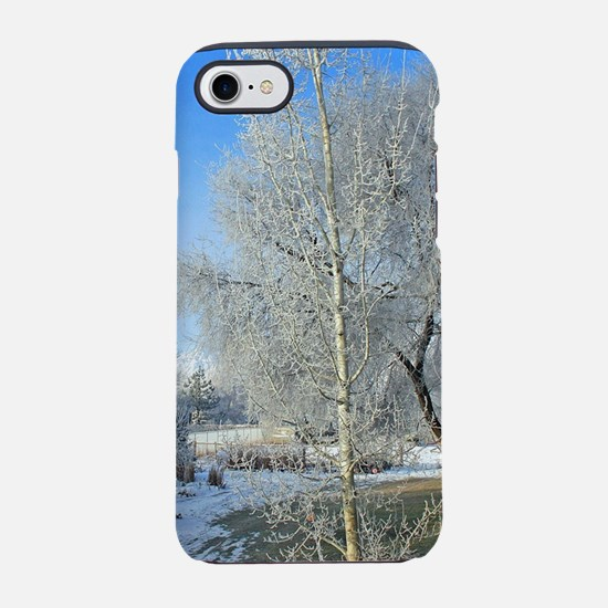 Cache Valley Frost iPhone 8/7 Tough Case