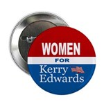 WOMEN FOR KERRY-EDWARDS Button