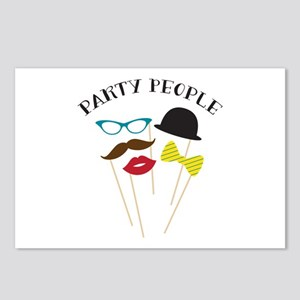 Party People Postcards (Package of 8)