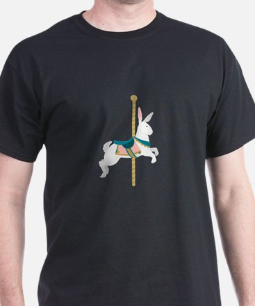 Carousel Rabbit T-Shirt