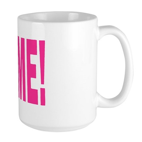 Spank Me! Large Mug
