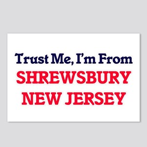 Trust Me, I'm from Shrews Postcards (Package of 8)