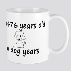 68 Dog Years 6-3 Mugs