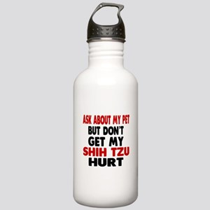 Don't Get My Shih Tzu Stainless Water Bottle 1.0L