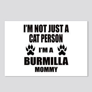 I'm a Burmilla Mommy Postcards (Package of 8)