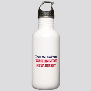 Trust Me, I'm from Was Stainless Water Bottle 1.0L