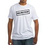 Rejected Fitted T-Shirt