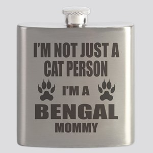 I'm a Bengal Mommy Flask