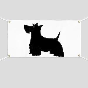 Scottish Terrier Banner