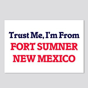 Trust Me, I'm from Fort S Postcards (Package of 8)