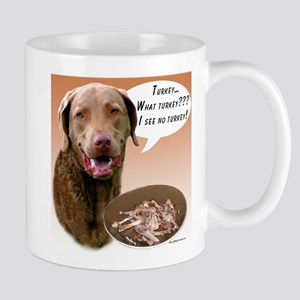 Chessie Turkey Mug