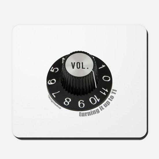 Turning to 11 Mousepad