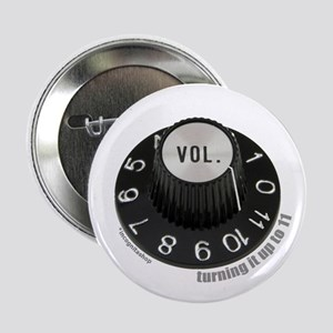"""Turning to 11 2.25"""" Button"""