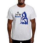60 Year Old Romantic Light T-Shirt