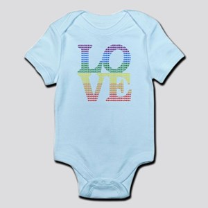 Love is Love LGBT Body Suit