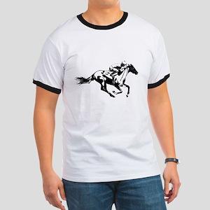 Horse Race Jockey T-Shirt