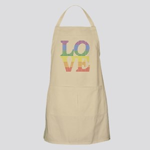 Love is Love LGBT Apron