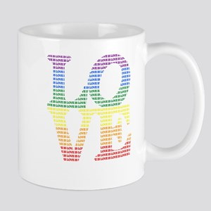 Love is Love LGBT Mugs
