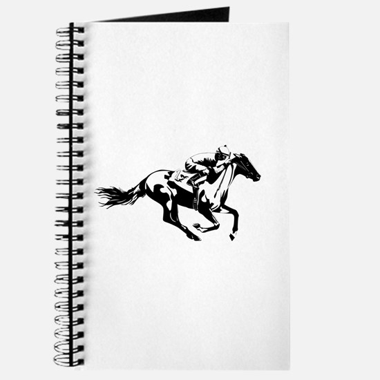 Horse Race Jockey Journal