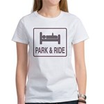 Park and Ride Women's T-Shirt