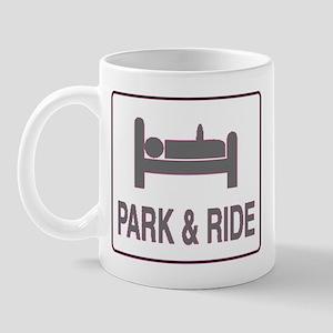Park and Ride Mug