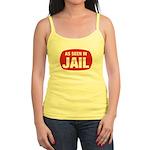 As Seen In Jail Jr. Spaghetti Tank