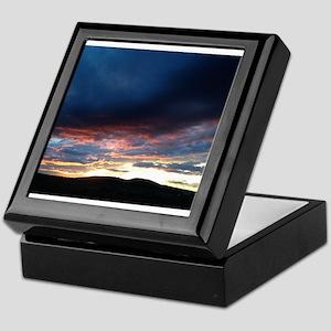 Cerro Sunset 3 Keepsake Box