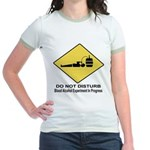 Blood Alcohol Experiment In P Jr. Ringer T-Shirt