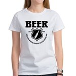 Beer - Helping White People D Women's T-Shirt