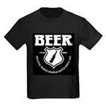 Beer - Helping White People D Kids Dark T-Shirt