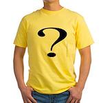 100. ? Yellow T-Shirt