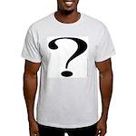 100. ? Ash Grey T-Shirt