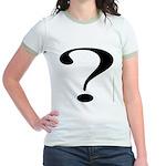 100. ? Jr. Ringer T-Shirt