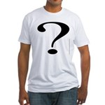 100. ? Fitted T-Shirt