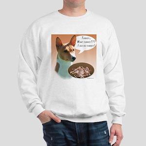 Basenji Turkey Sweatshirt