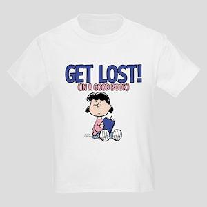 Lucy-Get Lost Kids Light T-Shirt