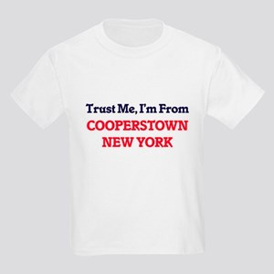 Trust Me, I'm from Cooperstown New York T-Shirt