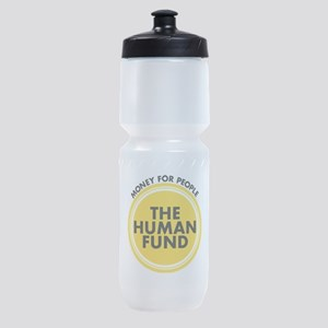 THE HUMAN FUND Sports Bottle