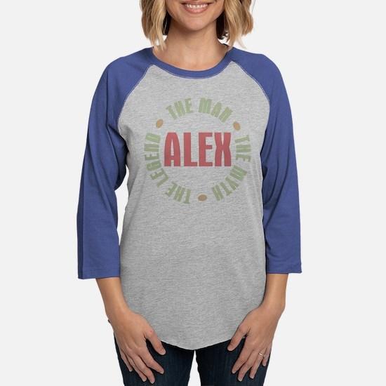 Alex Man Myth Legend Long Sleeve T-Shirt