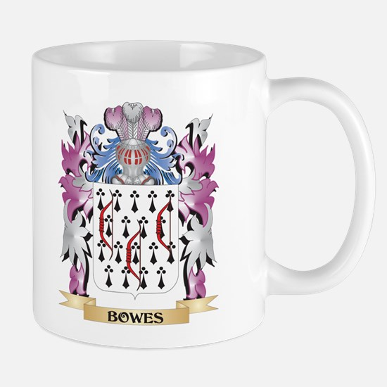 Bowes Coat of Arms (Family Crest) Mugs