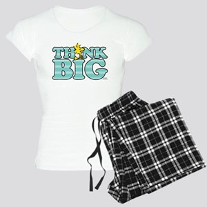 Woodstock-Think Big Women's Light Pajamas