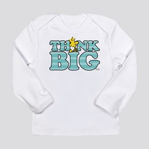 Woodstock-Think Big Long Sleeve Infant T-Shirt
