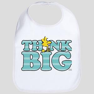 Woodstock-Think Big Bib